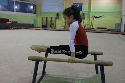 Cimnastikte Kondüsyon