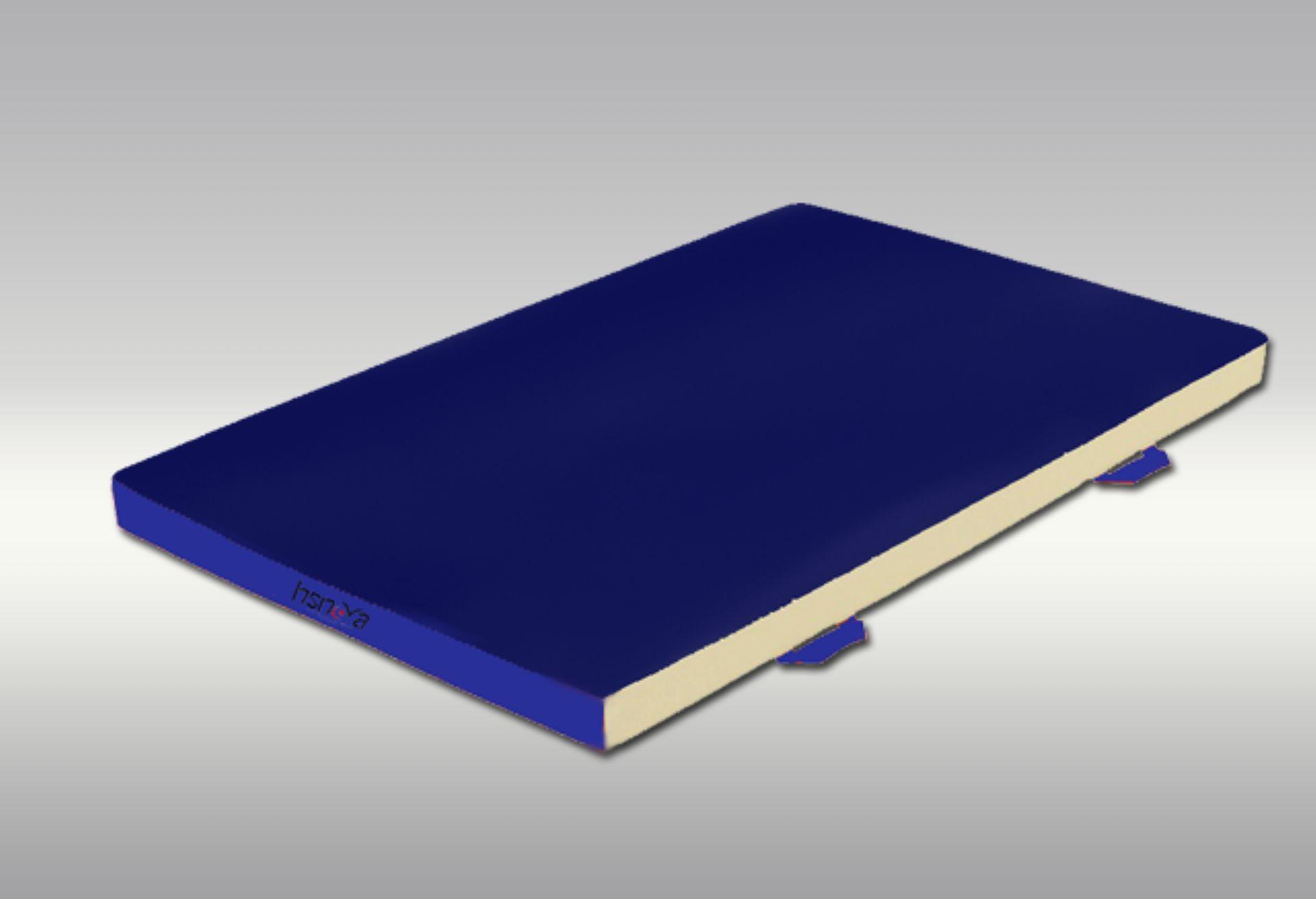 TRAMBOLİN ANTRENÖR MİNDERİ / KUŞTÜYÜ /TUTAMAKLI 170X120X10 CM 22 DANSTE